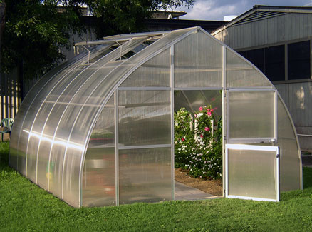 Do-it-Yourself School Greenhouse